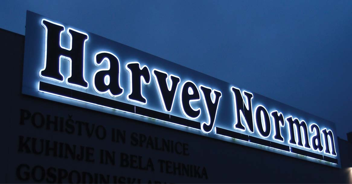 slika reference Harvey Norman